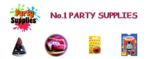 No1 One Party Childrens Supplies Perth WA, Hats, Invites, Cups, Loot Bags, Ballons, Face Paints,